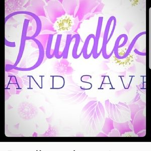 Bundle 2 or more items for a discount of 10%
